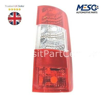 Rear Lamp Light Lens Ford Transit Connect 2002-2009 Right Hand Driver Off Side