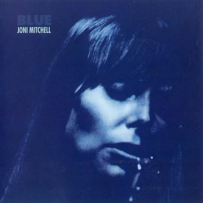 Joni Mitchell Cd Paper Sleeve Vynil Réplica Import U.s  / Blue