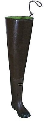 New Allen 11710 Size 10 Wolf River Rubber Water Hip Waders Bootfoot Sale New