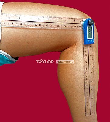 Electronic Digital Goniometer Occupational Physical Therapy Orthopedics