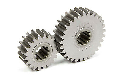 Winters Quick Change Gears Set16 10-Spline 8516  18/24 Teeth 3.64/6.48 Scs Qtr