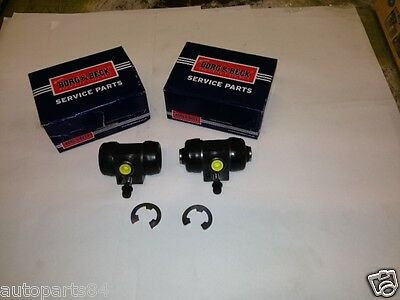 Bedford CF Rear Wheel Cylinders 1977 to 1984...Pair