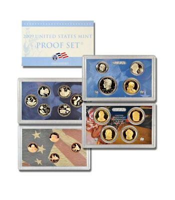 2009-S United States Clad Proof Set In (Original Mint Packaging) SKU21285