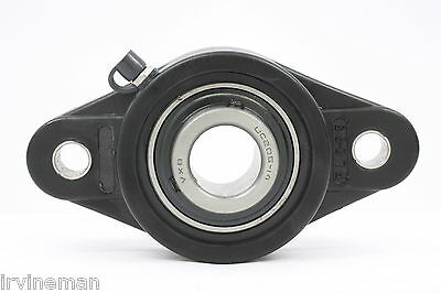 UCNFL206 30mm Bearing Thermoplastic Flanged Cast Housing 2 Bolt Mounted 17747