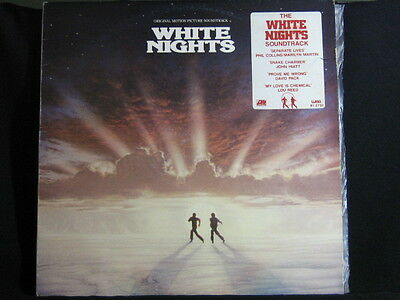 White Nights Soundtrack Lp Phil Collins Lou Reed