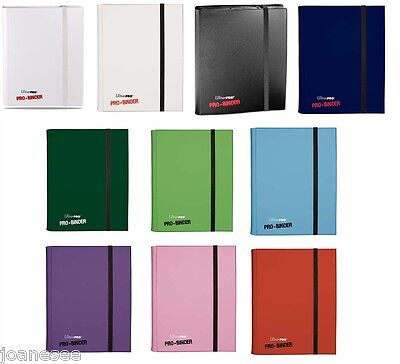 Folder Ultra Pro PRO-Binder Portfolio Yu-gi-oh MTG Pokemon - Take Your Pick