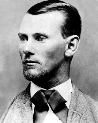 Jesse James Photo 8x10 - Bank Train Robber  Buy Any 2 Get 1 FREE