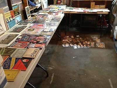 100 Pieces Ephemera low,low Price!~$1 each~Over 10,000 Pieces Available Re-sell!
