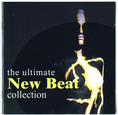 Cd New Beat  - Rock To The Beat - 2 cd - Sealed
