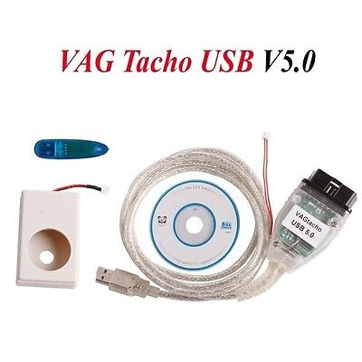 Vagtacho USB Version V 5.0 VAGTacho For NEC MCU 24C32 or 24C64
