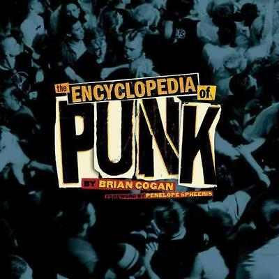 The Encyclopedia of Punk by Brian Cogan Paperback Book (English)