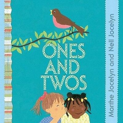 Ones and Twos by Marthe Jocelyn Hardcover Book (English)