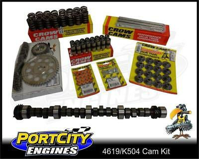 Crow Cam Valve Train Kit Holden Commodore VN-VS 5.0L 304 355 V8 street 4619/K504