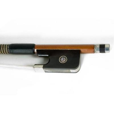 Mueller 3/4 Size Round Stick Pernambuco Double Bass Bow French Style