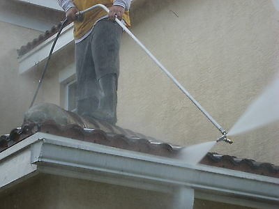 Pressure Washer Attachment for Pressure Cleaning Spray Wand, The Edge Solution