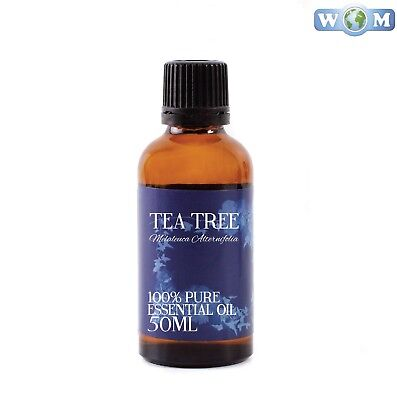 Tea Tree Essential Oil 50ml 100% Pure (EO50TEATREE)