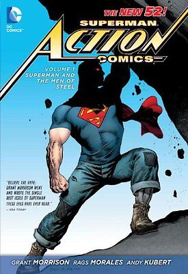 Superman: Action Comics, Vol.1: Superman and the Men of Steel (The New 52)-Grant