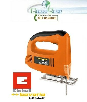 Seghetto alternativo 600W Bavaria By Einhell - BJS 650 E