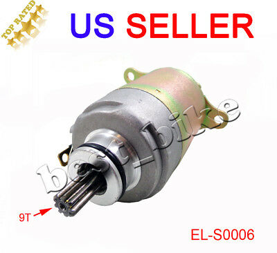 Wildfire Jonway 125 150 150cc Starter Motor Scooter Moped ATV Quad 4 Stroke 125