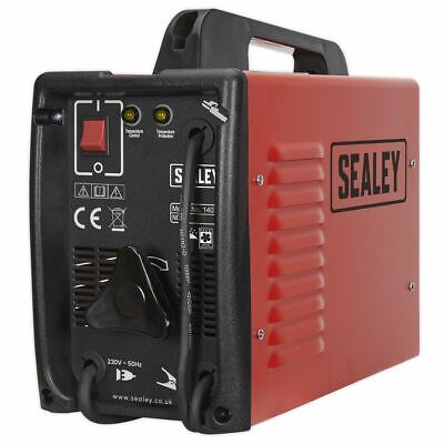 Sealey 140XT Arc Welder 140Amp with Accessory Kit