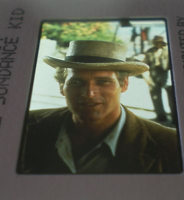 Paul Newman - Butch Cassidy & The Sundance Kid - 35Mm Slide
