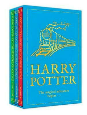 Harry Potter: The Magical Adventure Begins ... by J K Rowling (English)