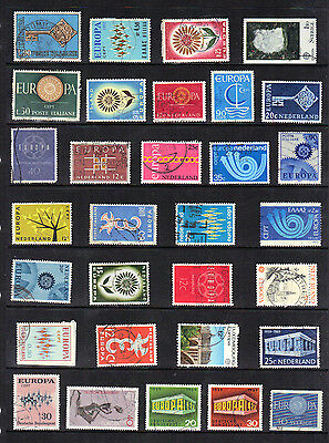 EUROPA Thematic Stamp Collection REF:PA637