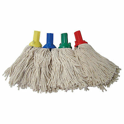 Professional 12oz or 16oz PY Replacement Cleaning Cotton Socket Mop Head CHSA