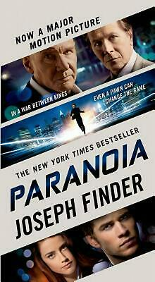 Paranoia (Movie Tie-In Edition): Film Tie-In by Joseph Finder (English) Paperbac