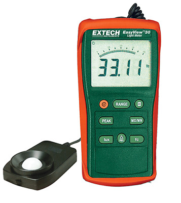 Extech EA30: EasyView Wide Range Light Meter