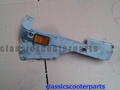 Kawasaki 1987 EL250 Eliminator RIGHT radiator guard protector k87-EL250-078