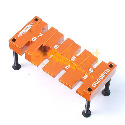 Yeah Racing Aluminum Damper Rebound Adjusting Tool (OR) RC Car #YT-0113OR