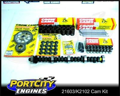 Crow Cam & Valve Train kit Ford 289 302 351 Cleveland V8 Mild 21603/K2102