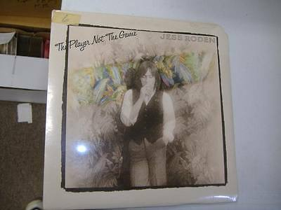 Rock LP JESS RODEN Player Not The Game on Island