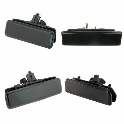 Outer Outside Exterior Door Handle 4 Pc Set Kit for 85-93 Chevy Astro GMC Safari