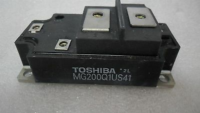 TOSHIBA MG200Q1US41 GTR Module Silicon N Channel IGBT 1200V 200A