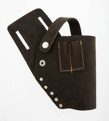 Top Grain Oil Tanned Leather Cordless Power Drill Holster