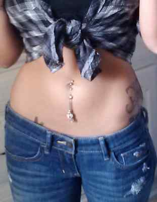 PREGNANCY PIERCINGS for Pregnant Women Maternity Belly Button Navel RINGs NEW s