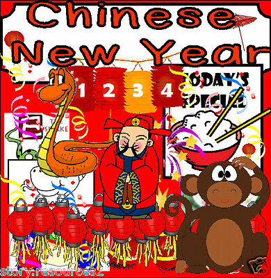CHINESE NEW YEAR RESOURCES 2017 teacher teaching  Roleplay  EYFS KS1  FESTIVALS