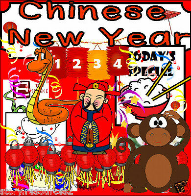 CHINESE NEW YEAR RESOURCES 2018 teacher teaching  Roleplay  EYFS KS1  FESTIVALS