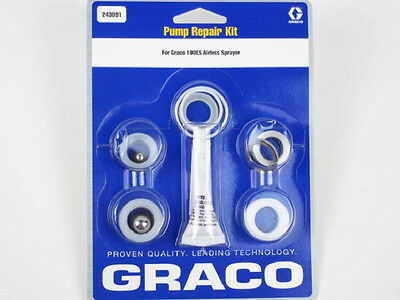 Graco 243091 or 243-091 Packing Repair Kit Genuine OEM