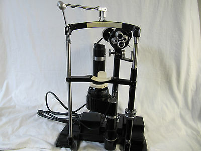 B&l Thorpes Slit Lamp In Good Working Condition