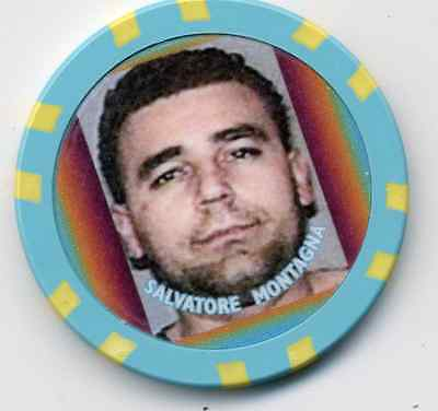 Salvatore Montagna  Gangster  Collector Chip