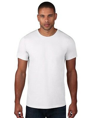 Anvil - Fashion Fit T-Shirt - herren men shirt rundhals - NEU