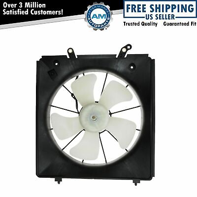 Radiator Cooling Fan Assembly Driver Side for Honda Accord Acura CL TL V6