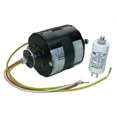 15870041 Evaporator Fan Motor For Foster Blast Chiller High Speed With Capacitor