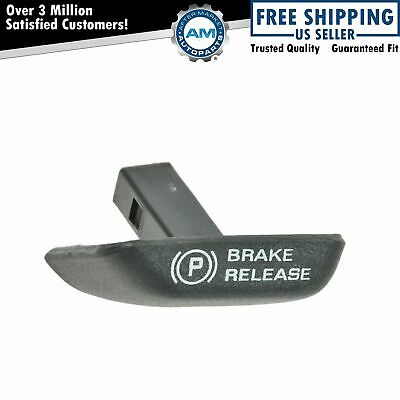 Dorman Emergency Parking Brake Release Pull Handle for Chevy GMC Pickup Truck