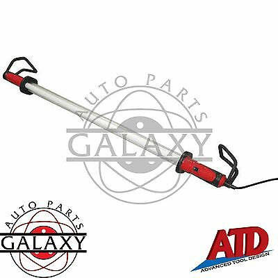 ATD Tools 80050 Saber light 30W Underhood Light Spring Loaded with Rubber Hooks