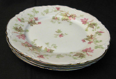 Maple Leaf by Hutschenreuther - Salad Plates (set of 3) - Bavarian China