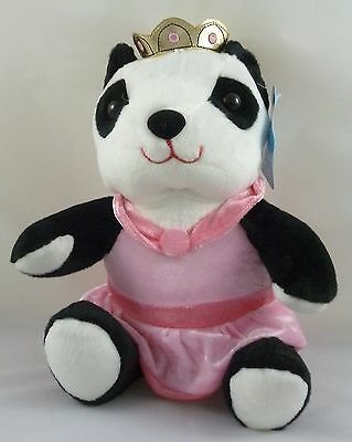 10 Inch Sooty And Friends Dressed Soft Plush Toys - Princess Soo (PL90)